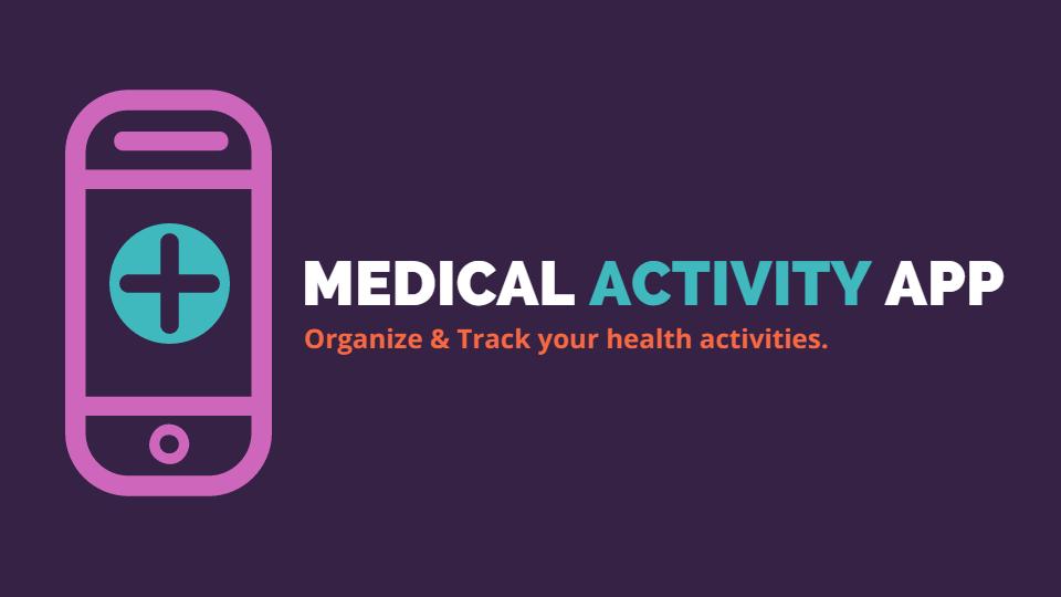 Medical Activity App Logo 960x540